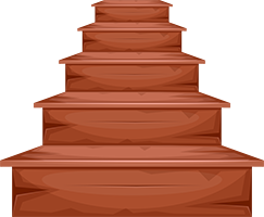 Staircase Stain & Varnish